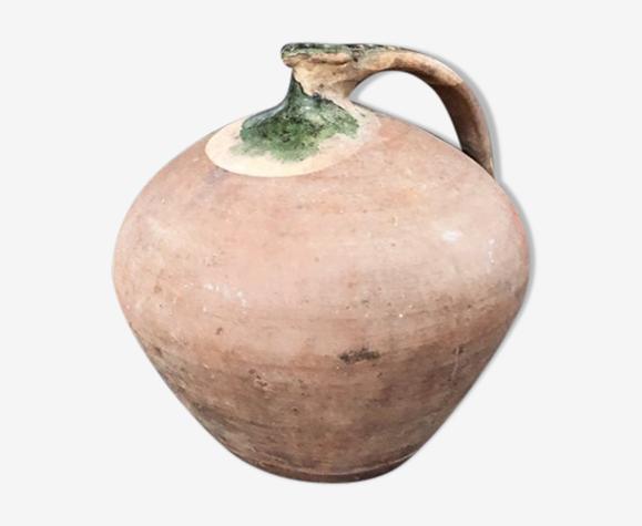 Cruche ancienne enterre cuite