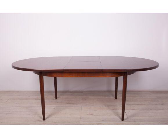Table à manger en teck du milieu du siècle de G-Plan, années 1960
