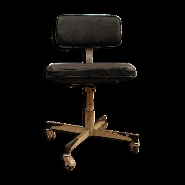 Chaise de bureau bbpr Arco Series pour Olivetti Synthesis années 1960