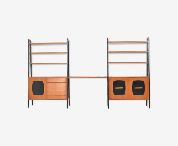 Early Bookshelf by Gillis Lundgreen