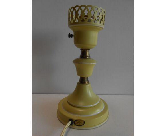 Vintage Metal Lamp 60 S Underwriters, Underwriters Laboratories Lamp Parts