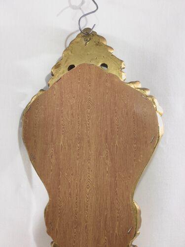 Miroir style Louis XV 25x46cm
