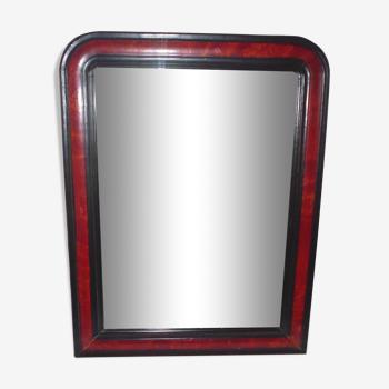 Miroir art déco 51x39 cm