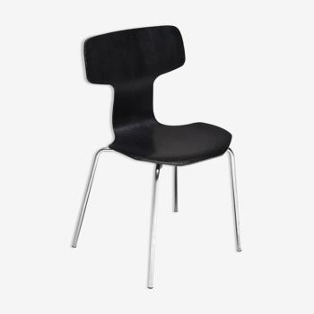 Chaise modèle 3103 dit Hammer chair d'Arne Jacobsen