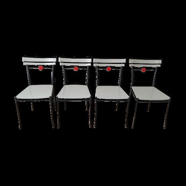 Ensemble de 4 chaises à manger