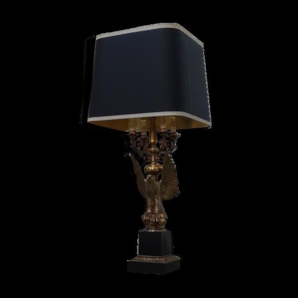 Lampe d'aigle Vintage Deknudt
