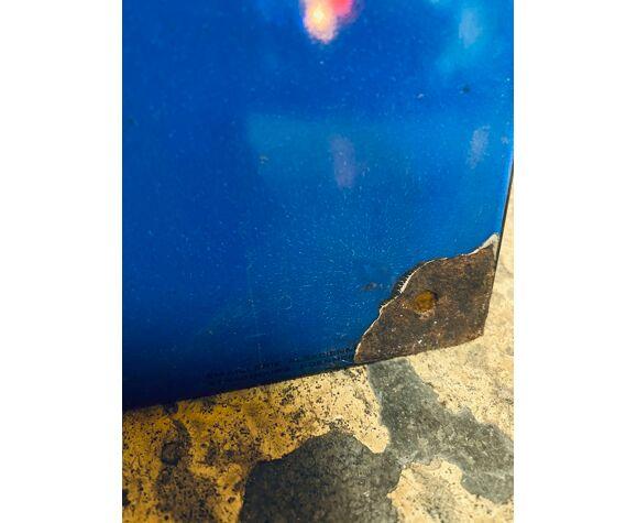 Plaque émaillée kub