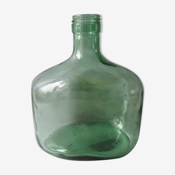 Bouteille en verre vert, Viresa