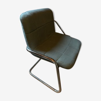 Chair Strom model of Yves Christin armchairs for Airbone, 70s