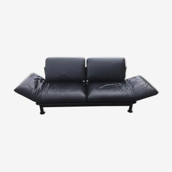 Canape modular leather