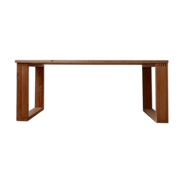 Table par Ate Van Apeldoorn pour Houtwerk Hattem