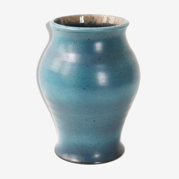 Vase vintage en grès