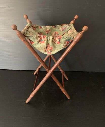 Big model doll sewing basket