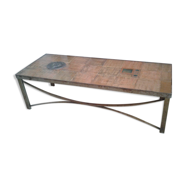 Table basse Roche Bobois, vintage circa 60