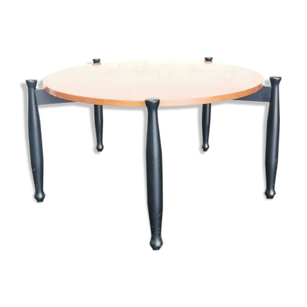 Selency Table basse de conception italienne, années 1950