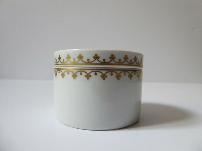Boîte avec son couvercle Rosenthal Design danois