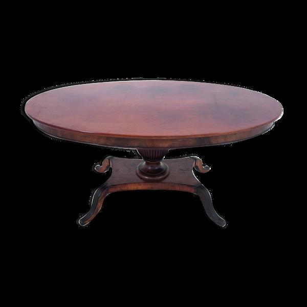 Table Biedermeier, Europe du Nord, vers 1860