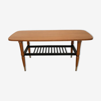 Double-level coffee table 60s