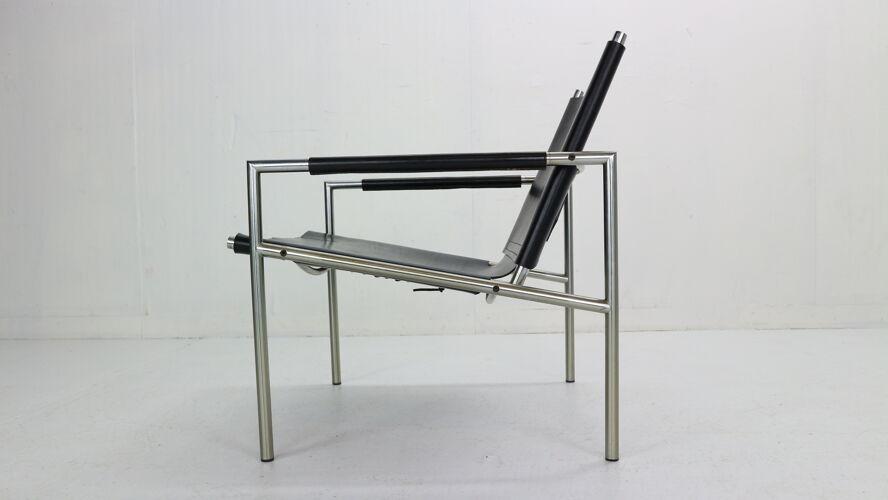 Fauteuil SZ02 par Martin Visser For t Spectrum, années 1960