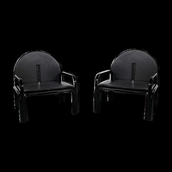 Selency Paire de fauteuils 54 L