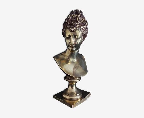 Buste Bronze Diane de poitier