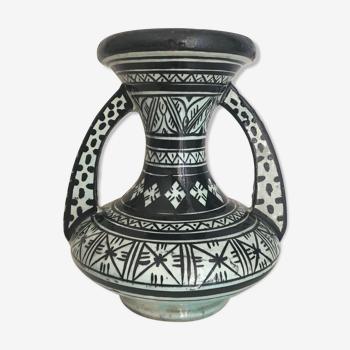 Vase 2 anses poterie Safi
