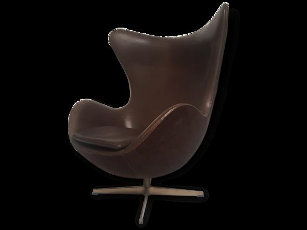 Selency Golden Egg Chair, Arne Jacobsen, Fritz Hansen