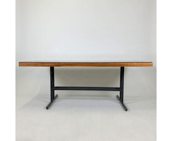Table vintage 'Belmondo' Tchécoslovaquie années 1970