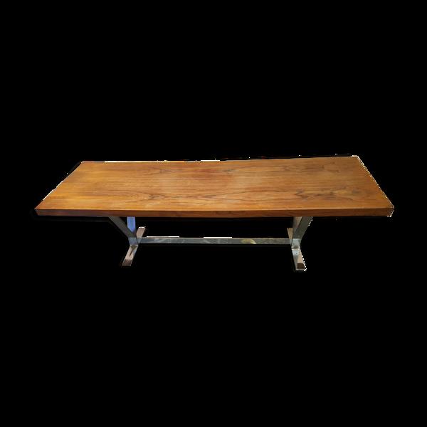 Selency Table basse vintage design