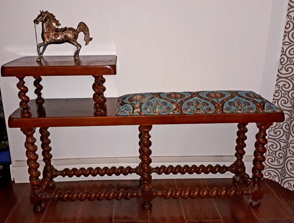 Banc style Louis XIII