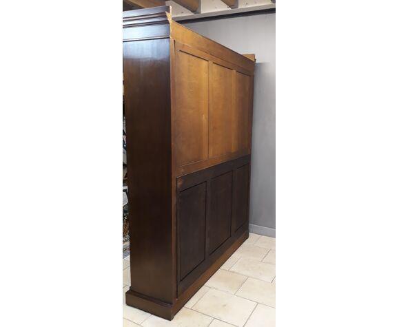 Ancien meuble classeur 24 tiroirs
