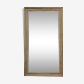 Miroir cadre épais vintage 65x115cm