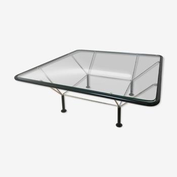 Table basse moderniste 1980