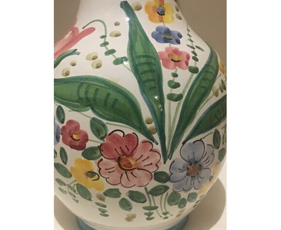 Vase Italien peint à la main