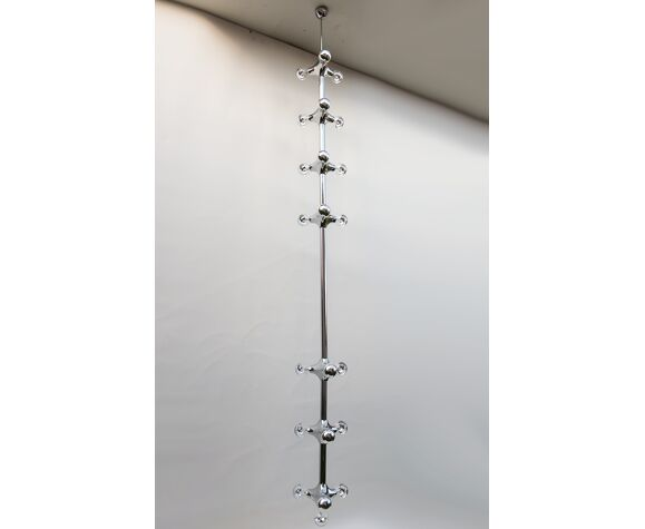 Suspension unique «Gemini» Par Gebrüder Cosack 60s 70s Mid Century Modern