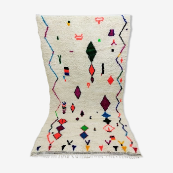 Tapis berbère marocain 240 x 135cm