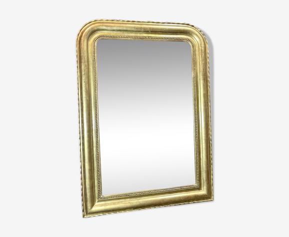 Miroir ancien 95x68 d époque Louis Philippe