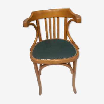 Bistrot Baumann's chair vintage 1960
