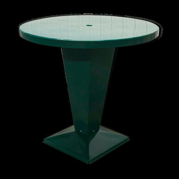 Table bistrot Tolix Kub 80