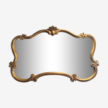 Miroir de style Louis XV - 120x80cm
