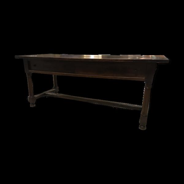 Table de ferme «Bressanne» 19eme
