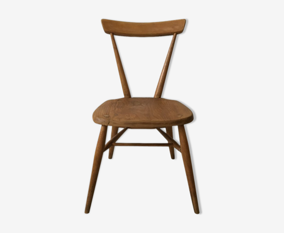 Luciano Ercolani wooden children's chair