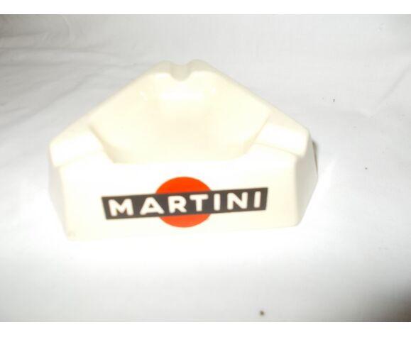 Cendrier publicitaire martini