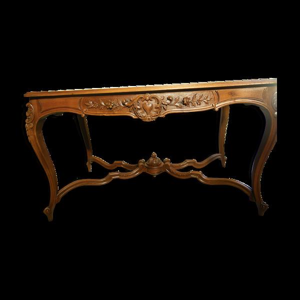 Table de bureau style Louis XV