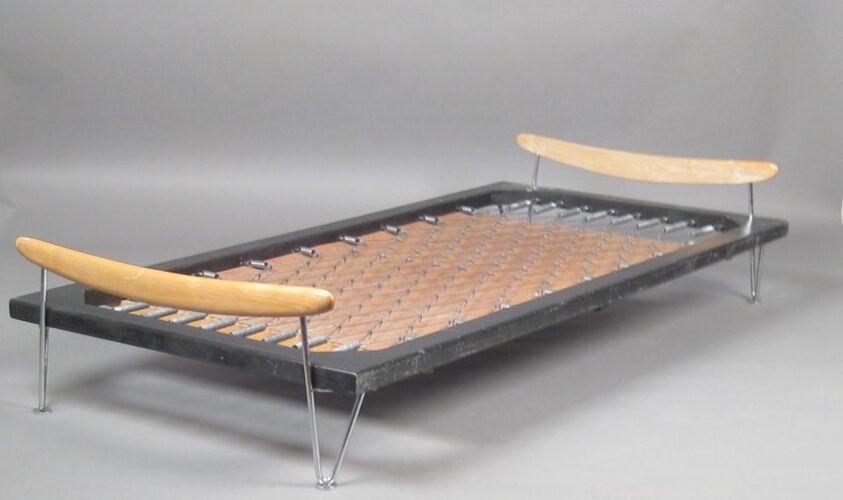 Daybed de Fred Ruf pour Wohnbedarf Bauhaus Design