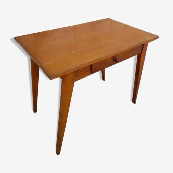 Table vintage années 50 -87cm