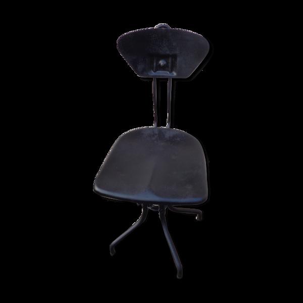 Selency Chaise de bureau Flambo