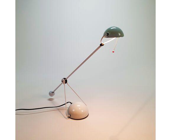 Lampe de table postmoderne 'Meridiana' par Paolo Piva pour Stefano Cevoli, Italie, années 1980