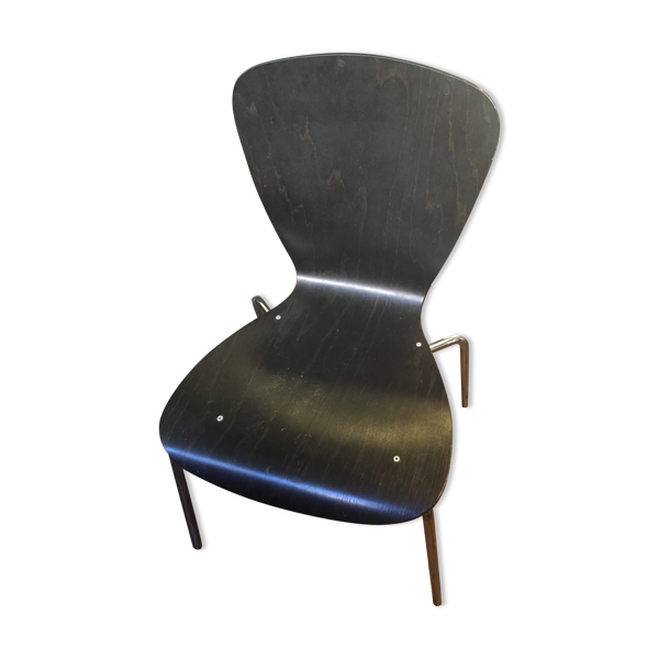 Chaise 1960 vintage