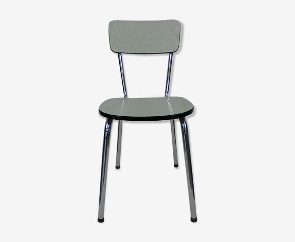 Chaise en formica vintage